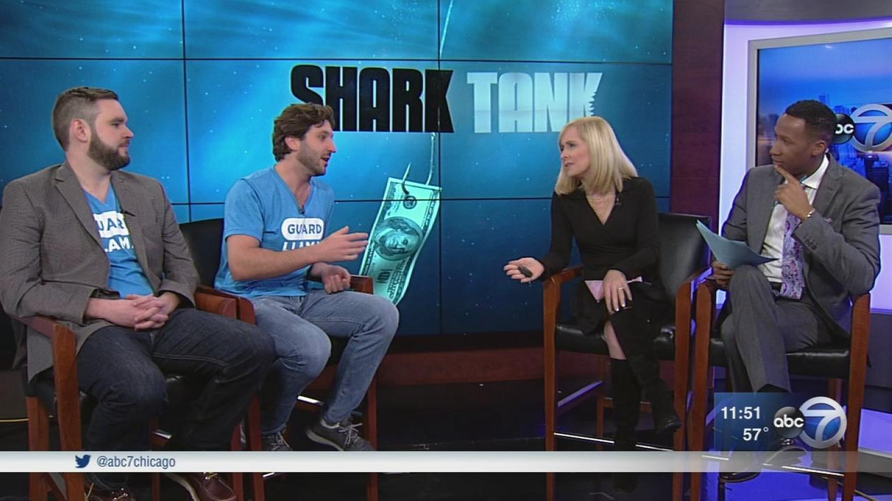 Chicago-based security startup to appear on Shark Tank