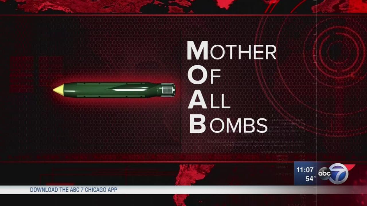 Afghanistan US bomb killed 36 militants