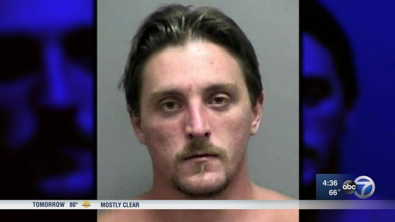 Wisconsin gun theft suspect captured
