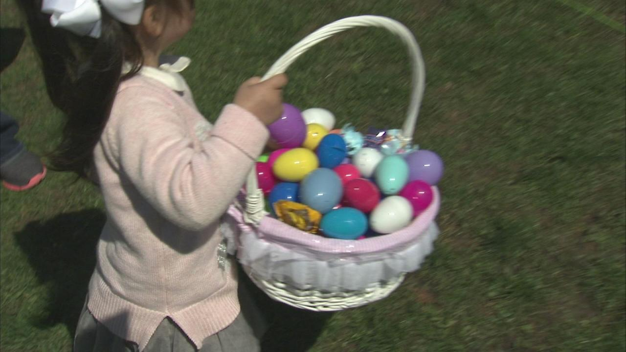 Easter, by the numbers