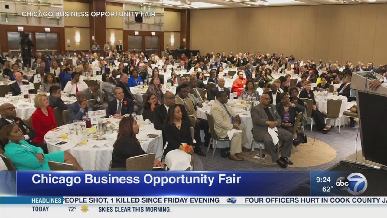 50th Annual Chicago Business Opportunity Fair