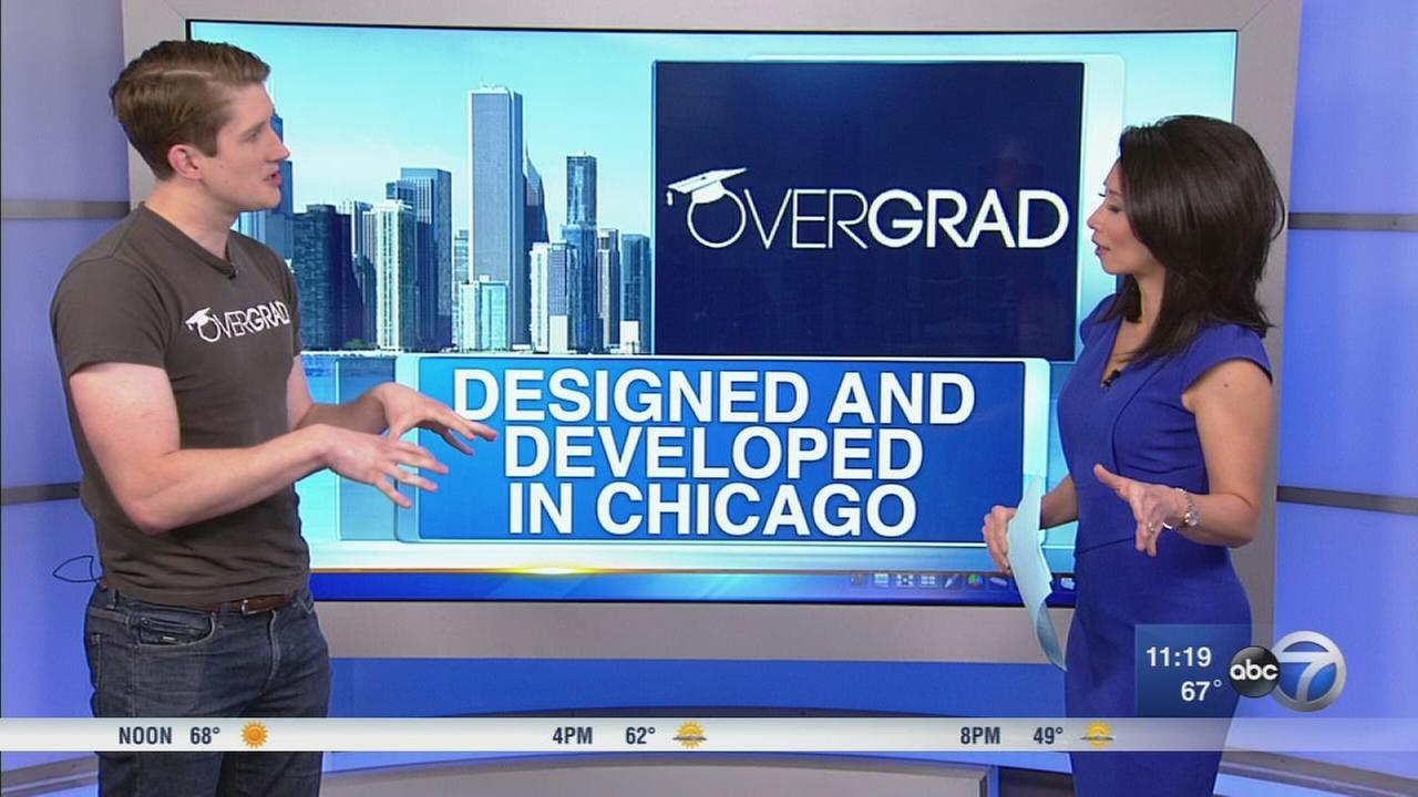 Overgrad helps students get into college