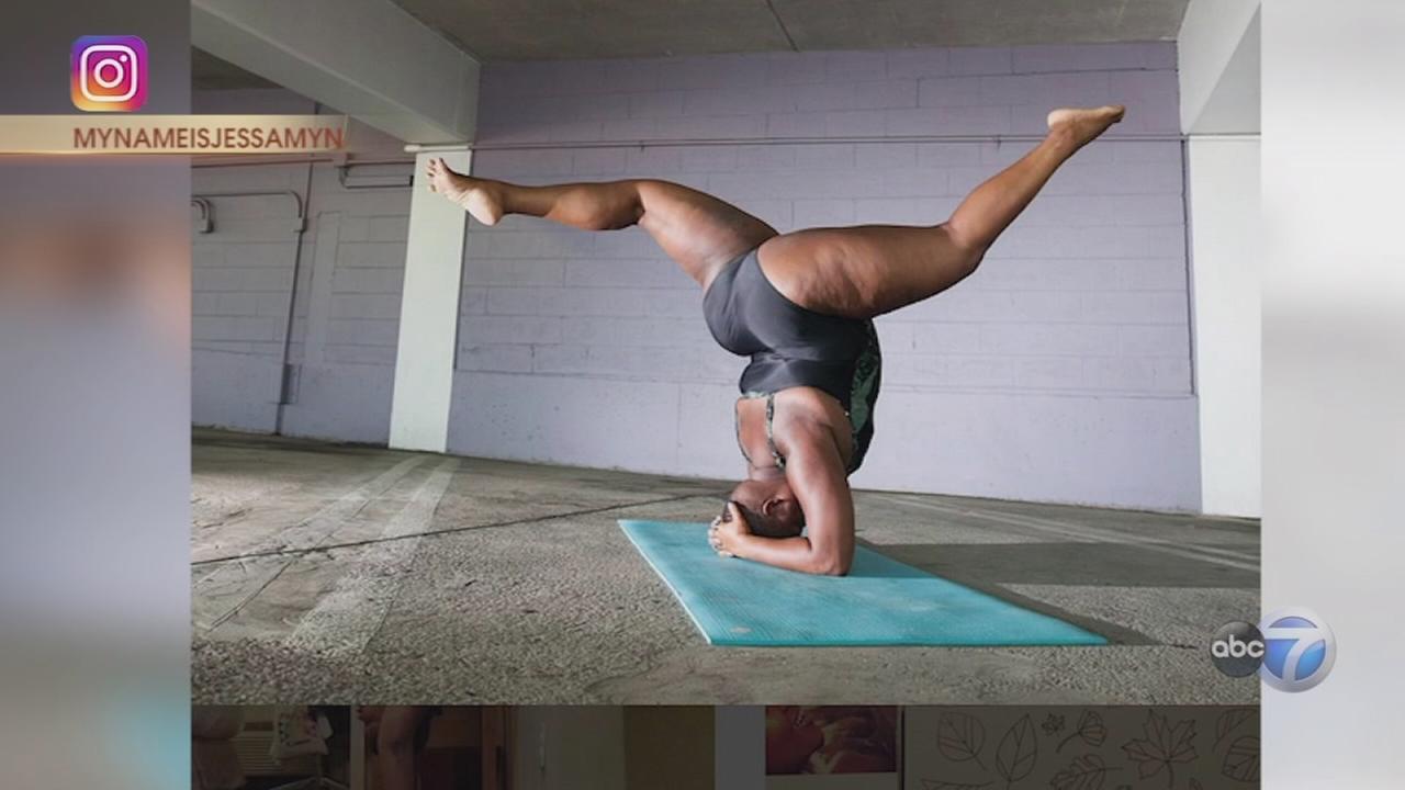 World-famous yogi Jessamyn Stanley, Part 1