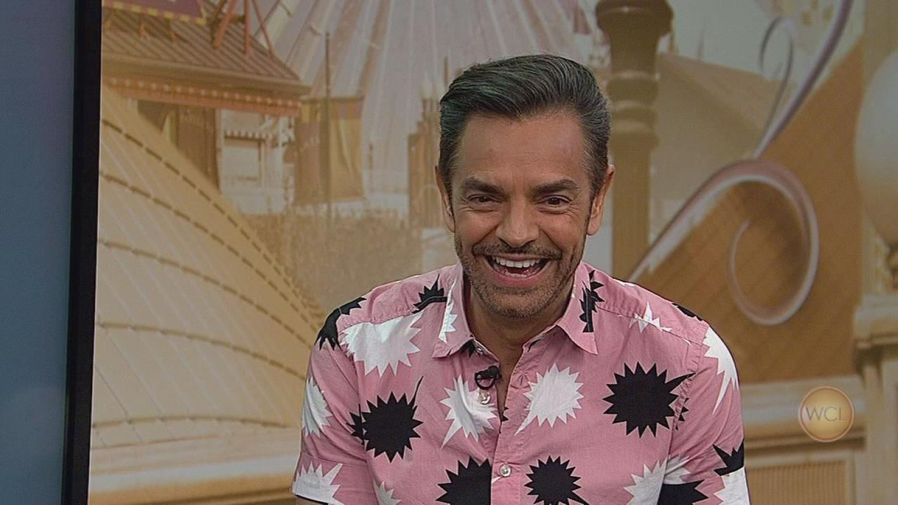 Star Eugenio Derbez talks about ?How to be a Latin lover?