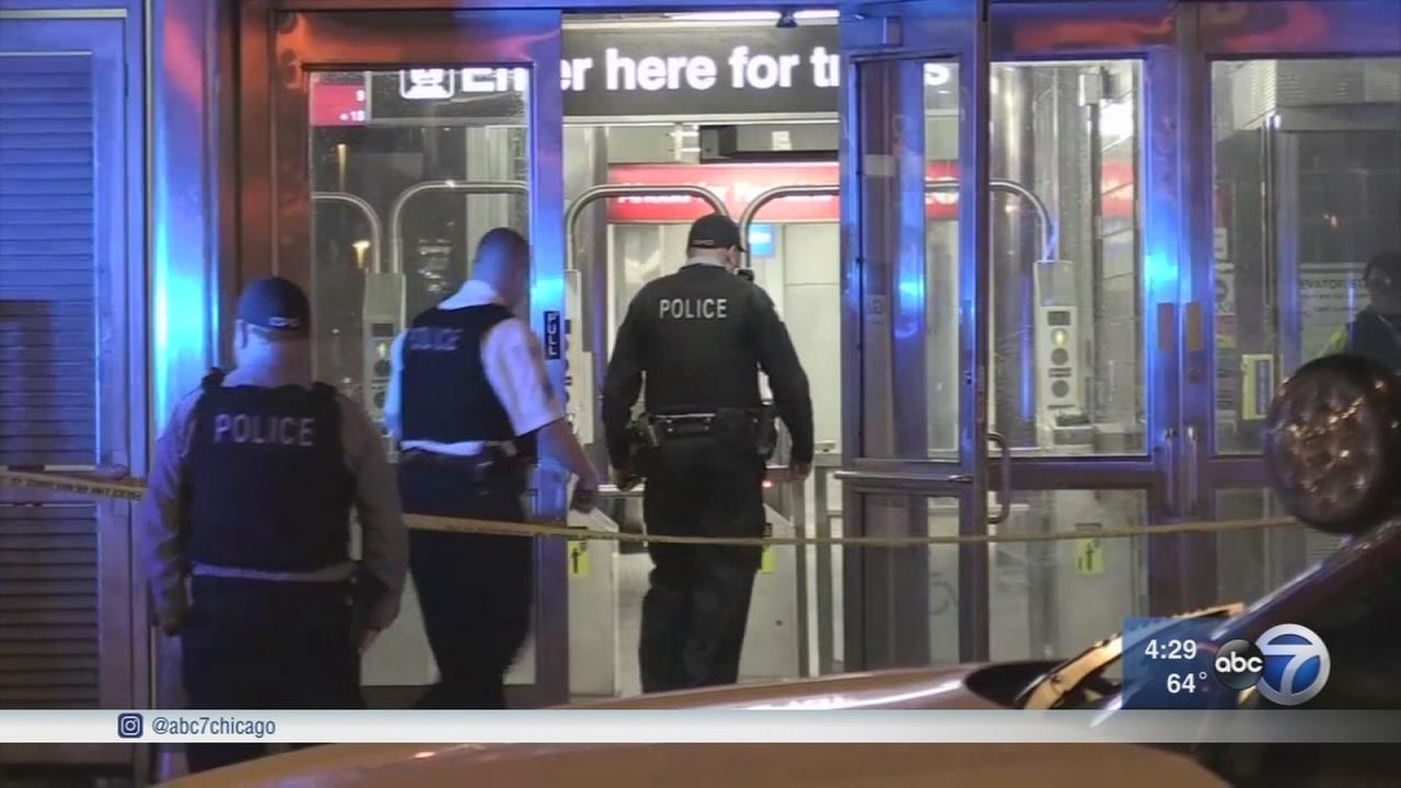 Suspect arrested in fatal shooting fo man near CTA station