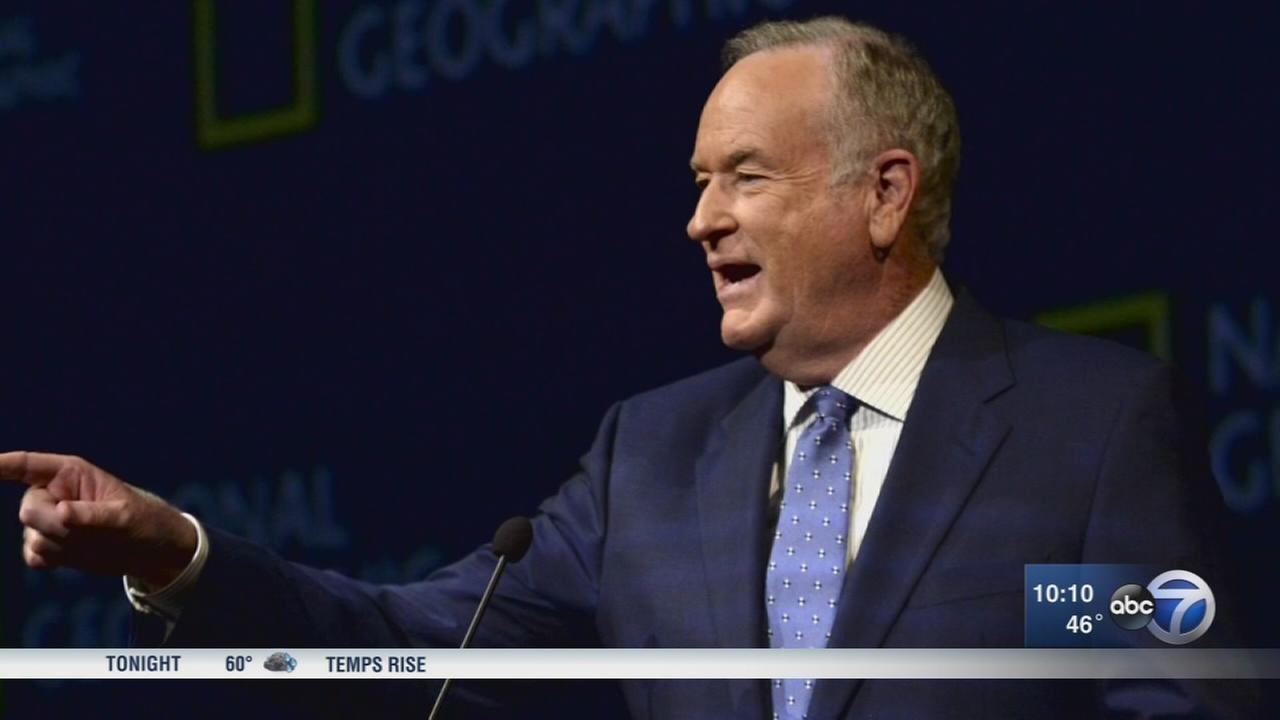 Bill OReilly out at Fox News Channel after 20 years