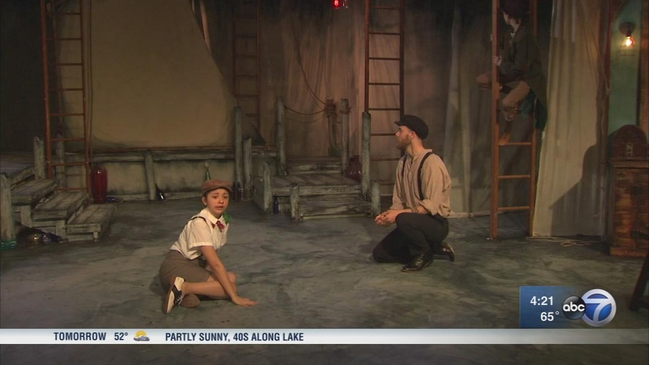 Theatre features deaf and hearing actors in Pinocchio