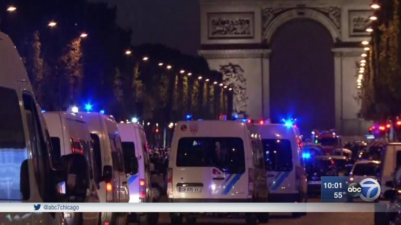 Paris Shooting: ISIS claims responsiblity for deadly Champs-Elysees attack