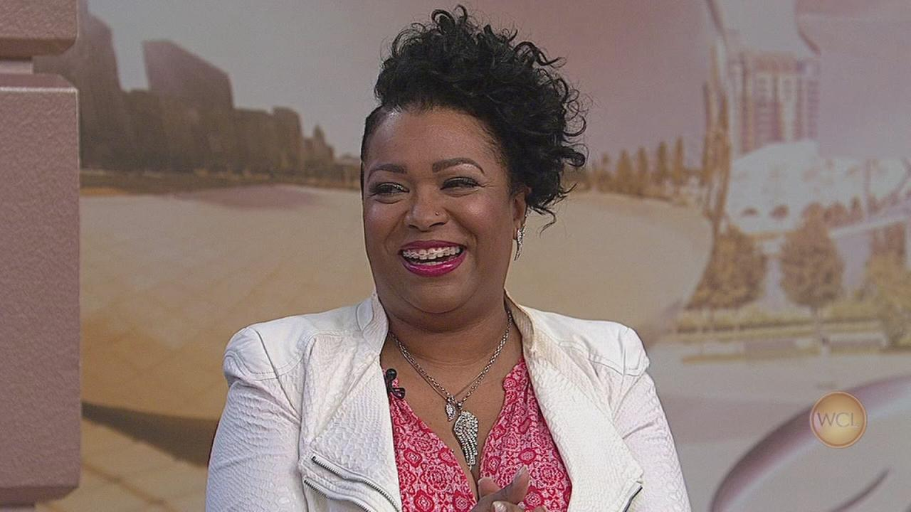 Intimacy and relationship expert Auntie Angel talks adult topics