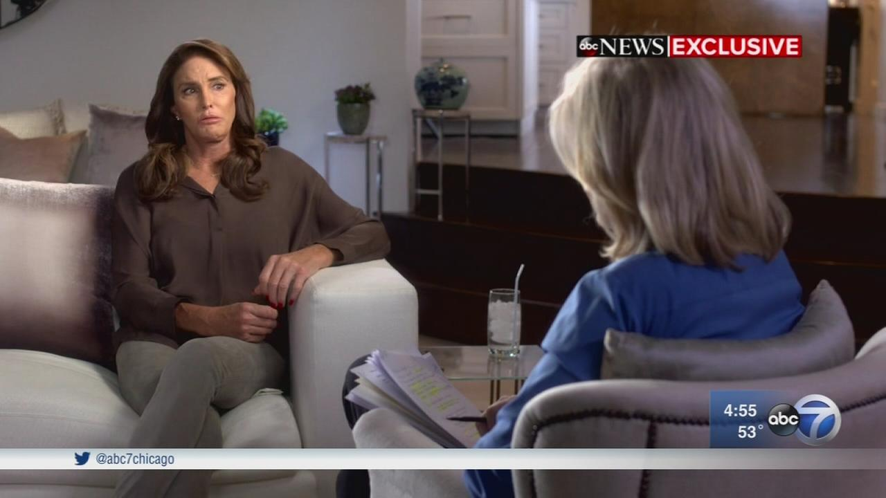 Diane Sawyer will interview Caitlyn Jenner for a second time tonight