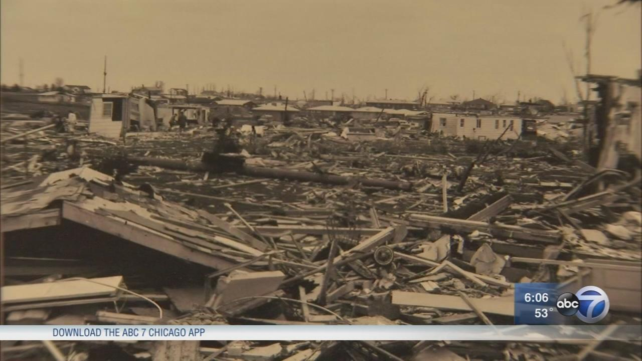 50th anniversary of deadly Belvidere tornadoes