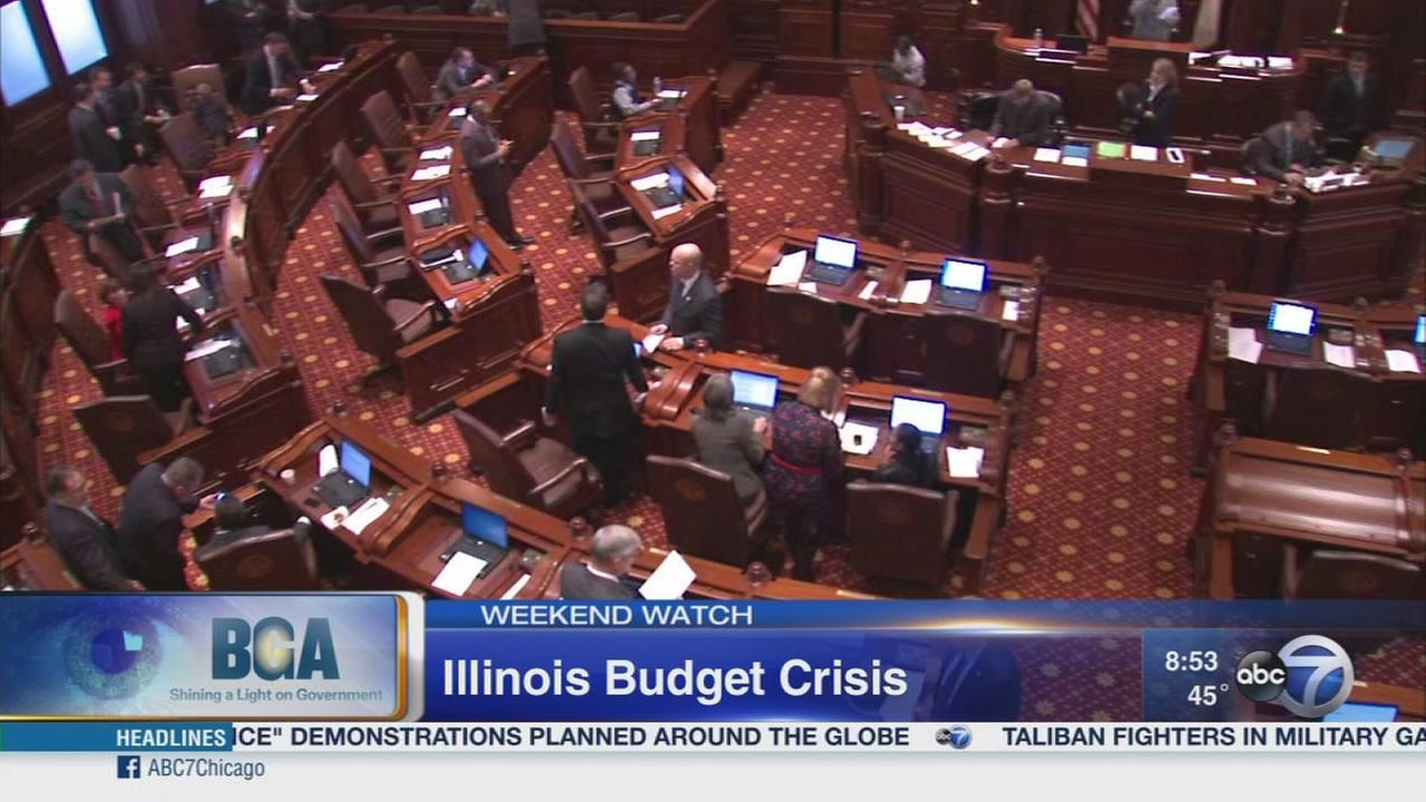 Weekend Watch: State budget crisis