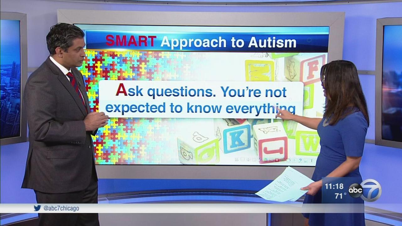 Doctor shares the SMART approach to treating Autism