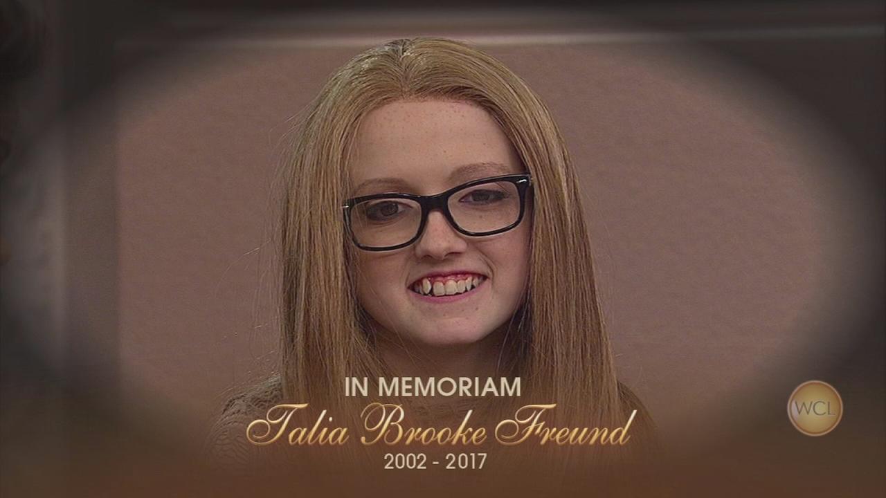 Talia Freund in memoriam 2002-2017
