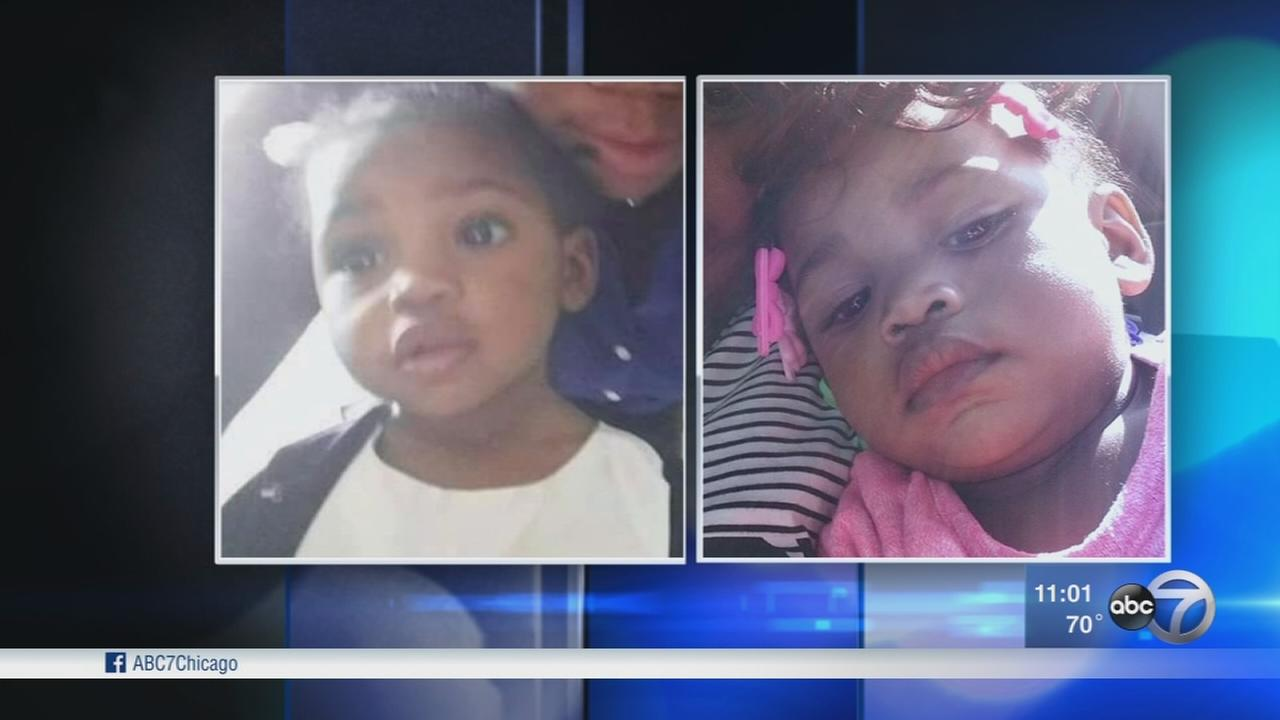 Toddler missing from Joliet Township