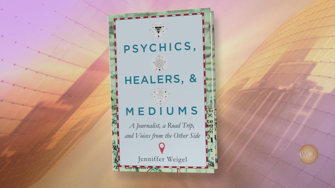 Jenniffer Weigel talks new book Psychics Healers and Mediums