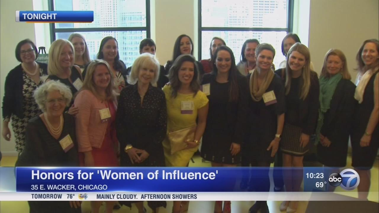 Tanja Babich among Women of Influence honored
