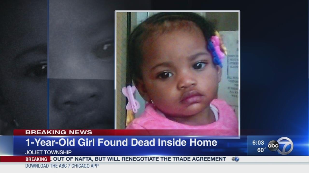 Missing toddler found dead inside her home