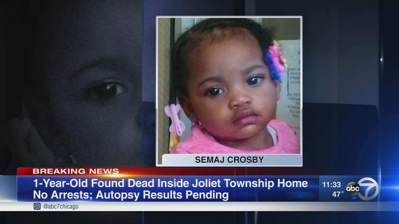 Autopsy results pending in toddler death