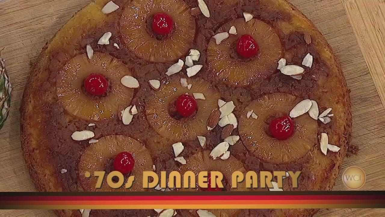 1970s dinner party ideas