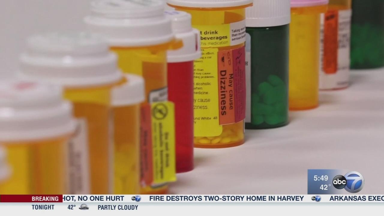 Consumer Reports: Clean out your medicine cabinet