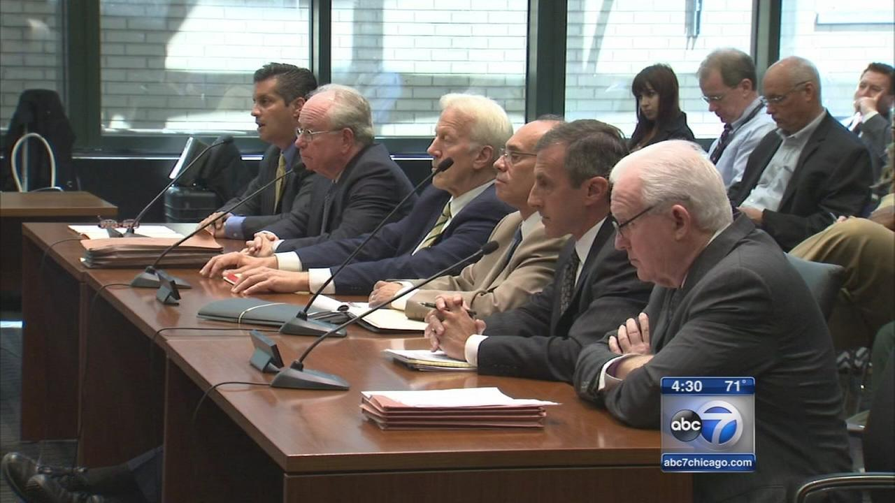 Quinn probe commission considers hold amid investigation