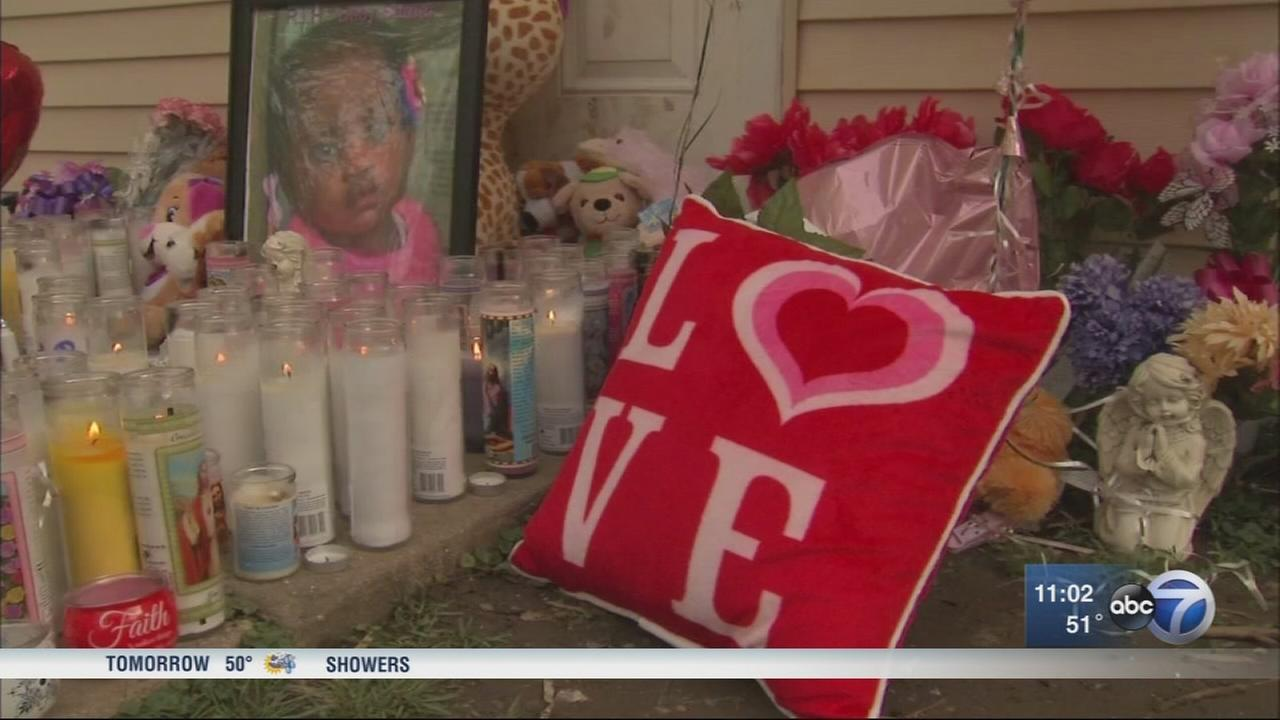 Outpouring of love for toddler found dead
