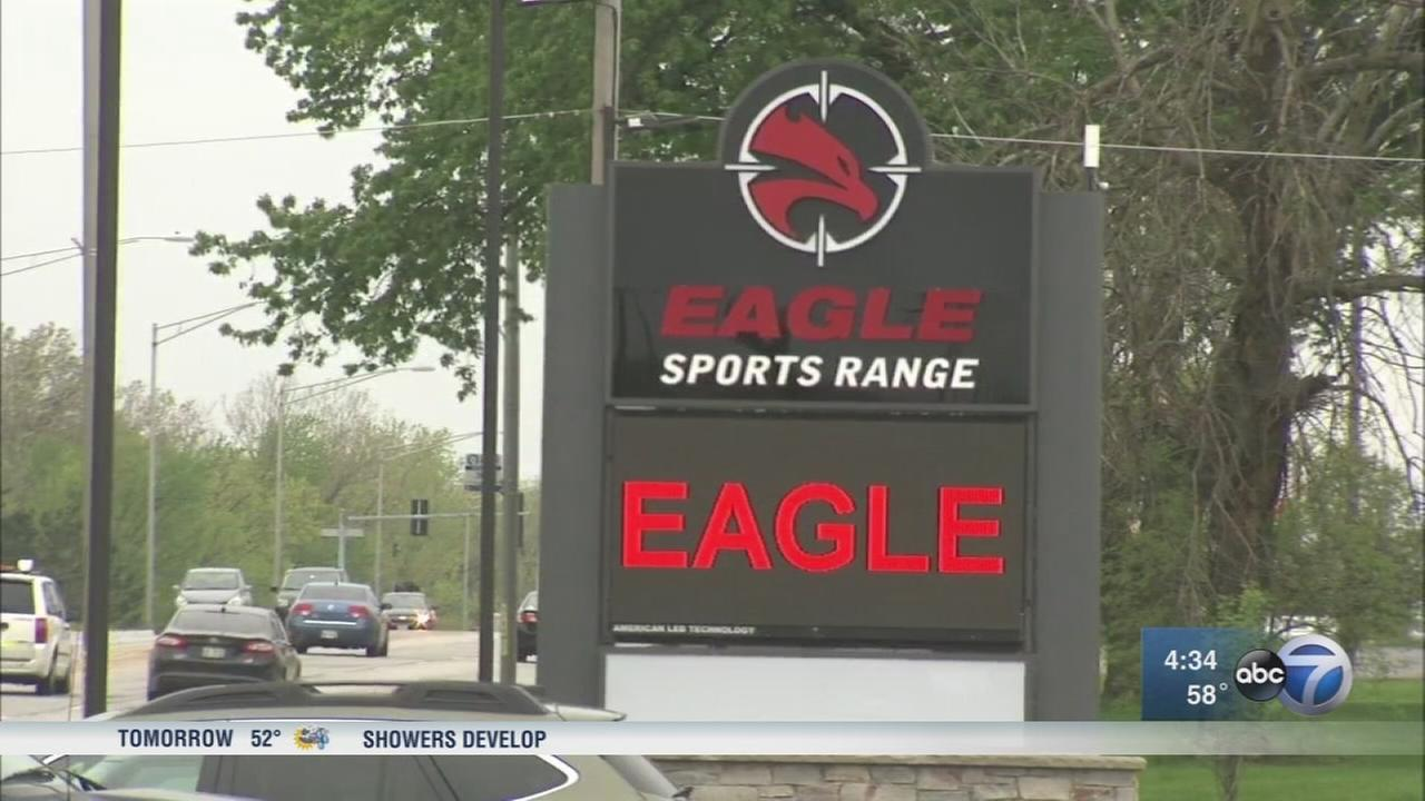 Police: 40 guns stolen from Oak Forest gun range