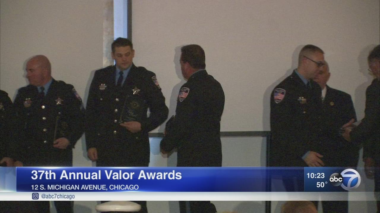 Valor Awards held in Chicago