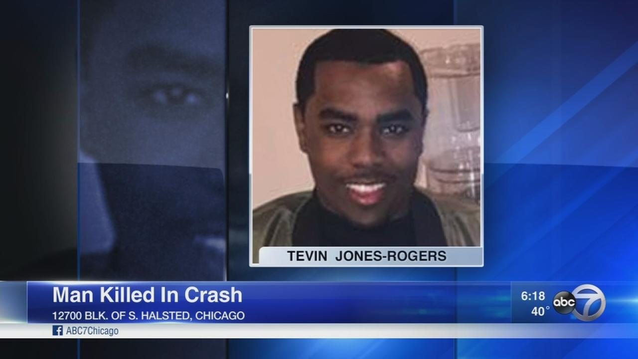 18-year-old killed in crash after shooting