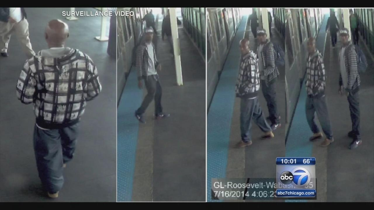 Police release photos in CTA Orange Line robberies