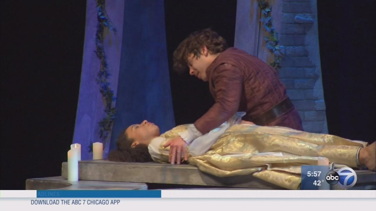 Chicago Shakespeare Theater bringing classic stories to students