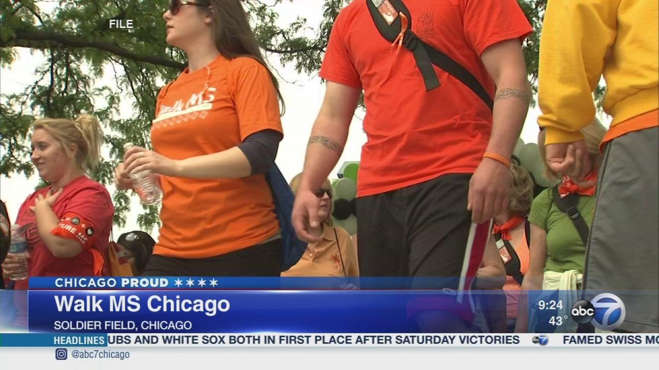Walk MS: Chicago at Soldier Field