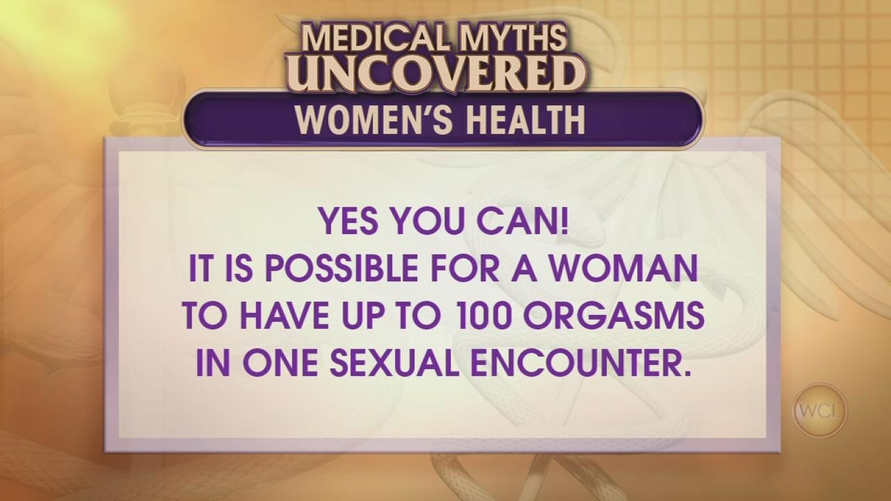 Twin doctors dispel myths about womens health
