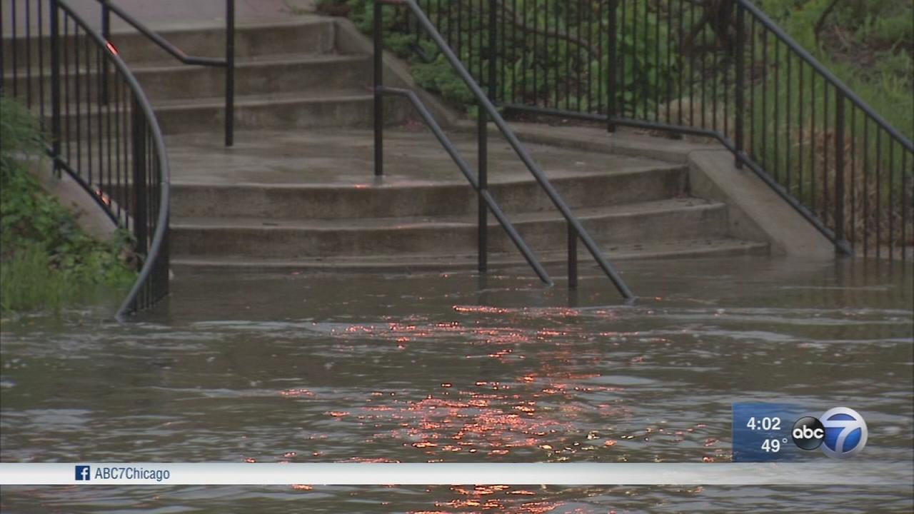 Flooding continues across west suburbs