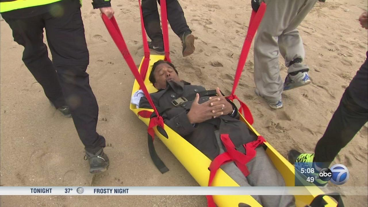 CFD prepares for beach safety