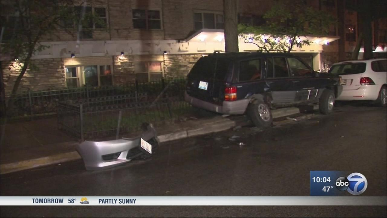 Man yanked out of car at gunpoint in Lakeview carjacking