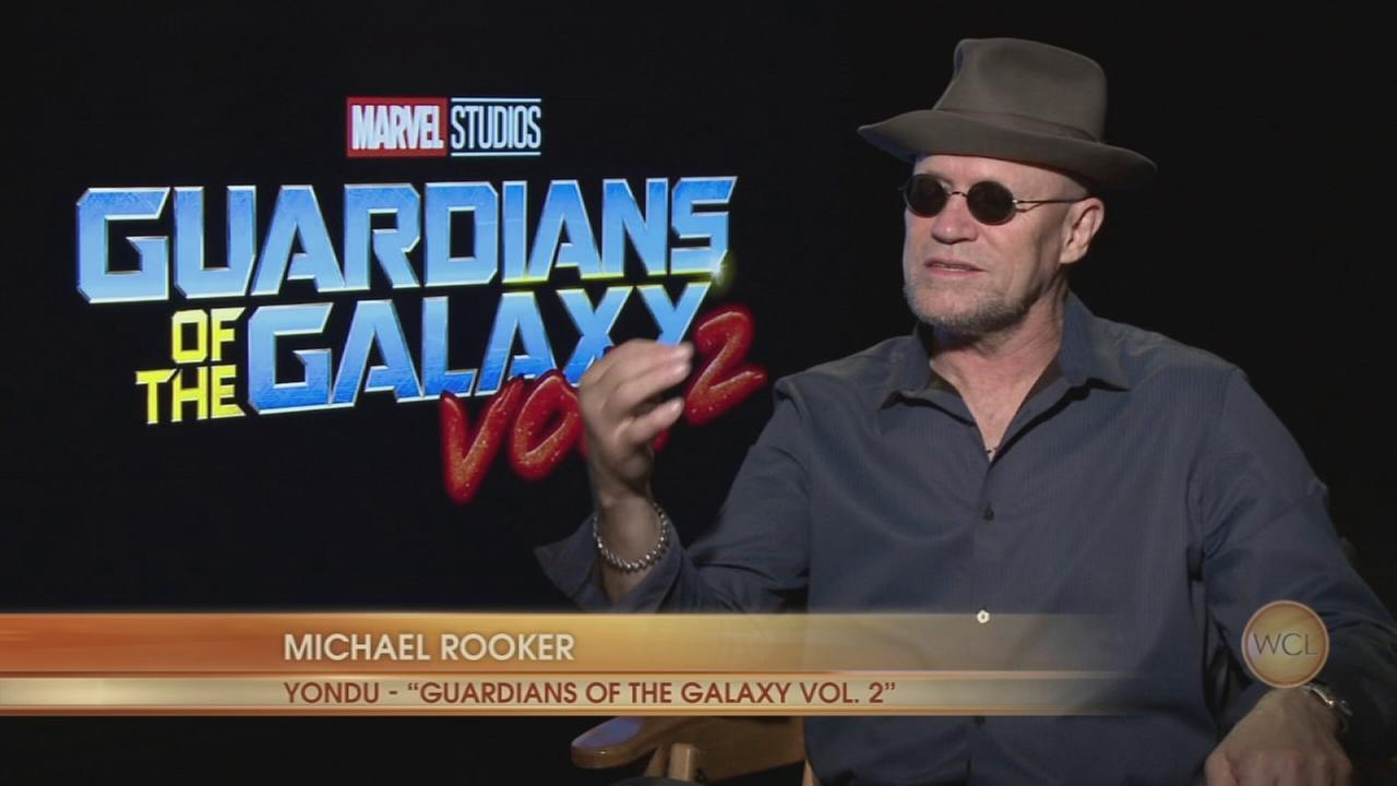 ?Guardians of The Galaxy Vol. 2?: Michael Rooker and Kurt Russell