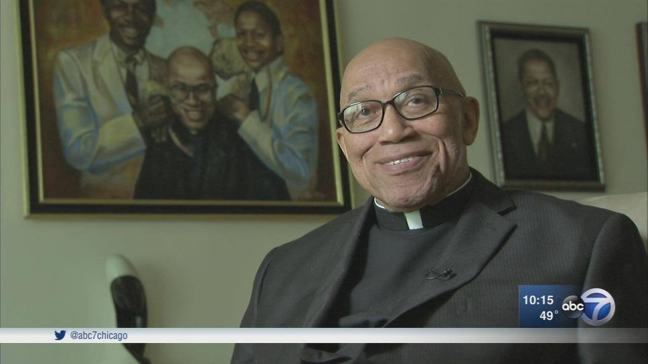 Father George Clements reflects on 60 years of service and activism