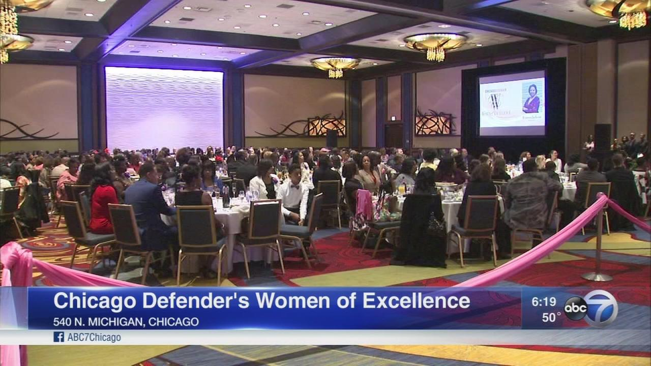 Chicago Defender honored 50 women of excellence