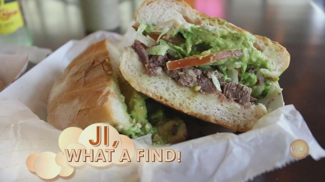 Ji What a Find: Tortas