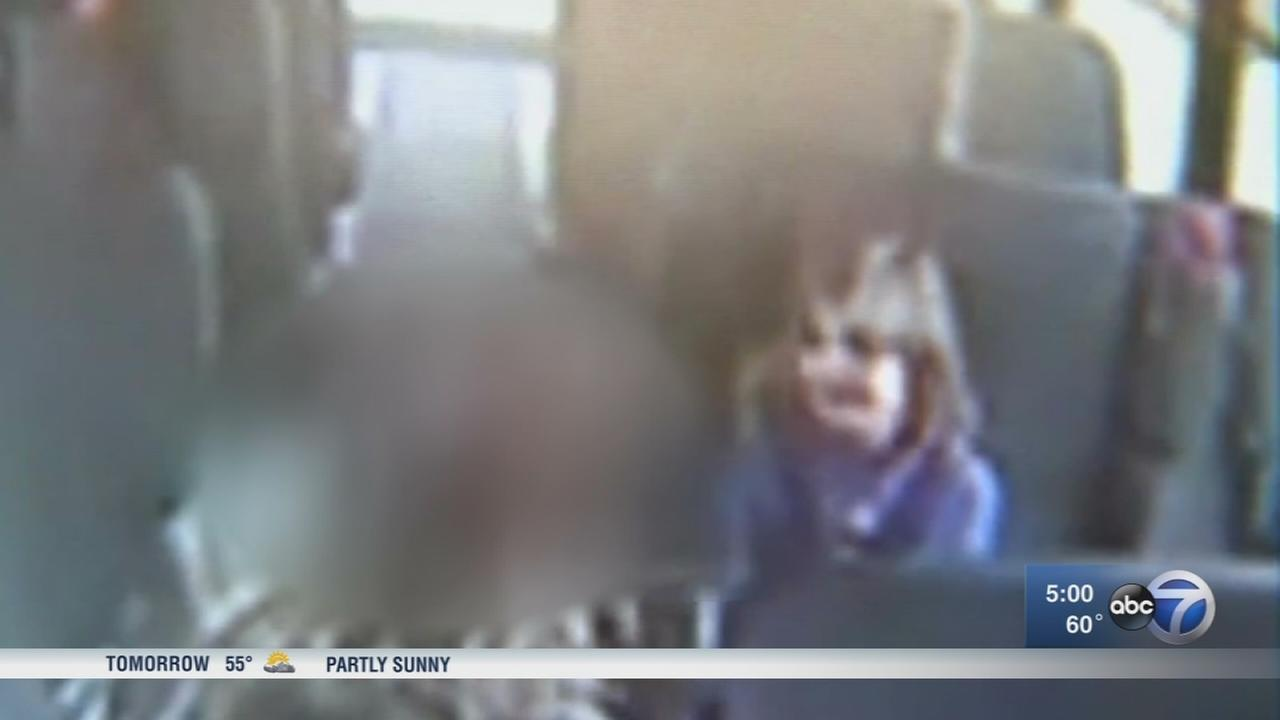 Video shows bus aide hitting autistic child in Frankfort