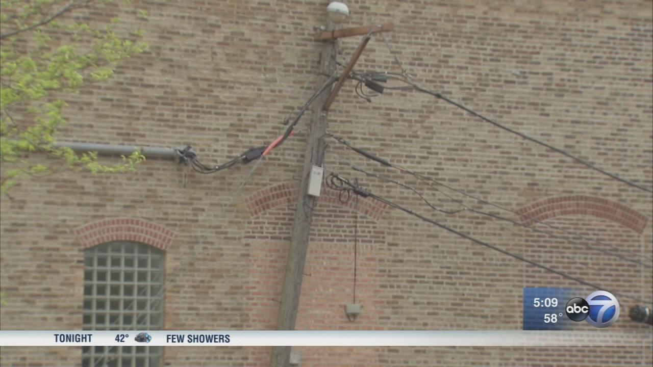 I-Team helps church with electrical pole danger