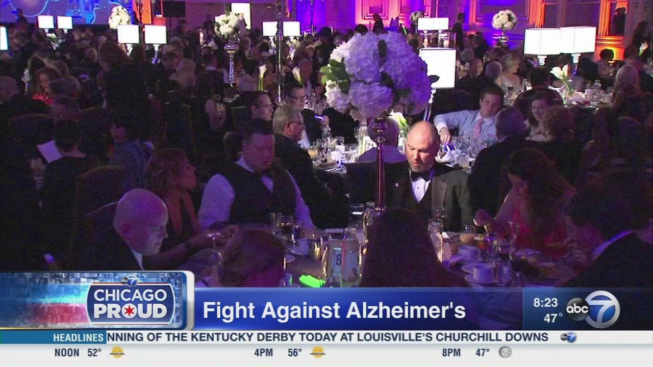 30th Annual Alzheimer?s Association Chicago Rita Hayworth Gala