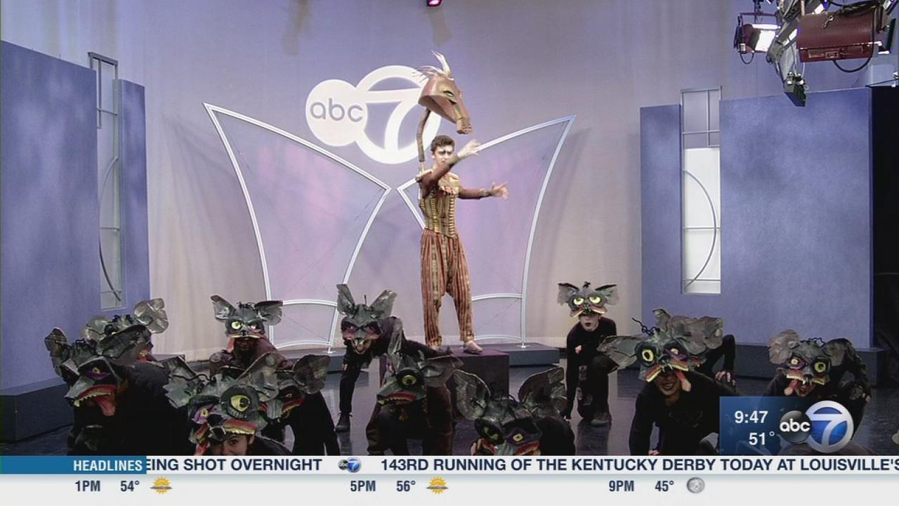 BRAVO! Performing Arts Academy Presents Disneys The Lion King