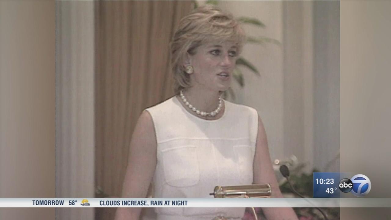 A look back at Princess Dianas Chicago visit
