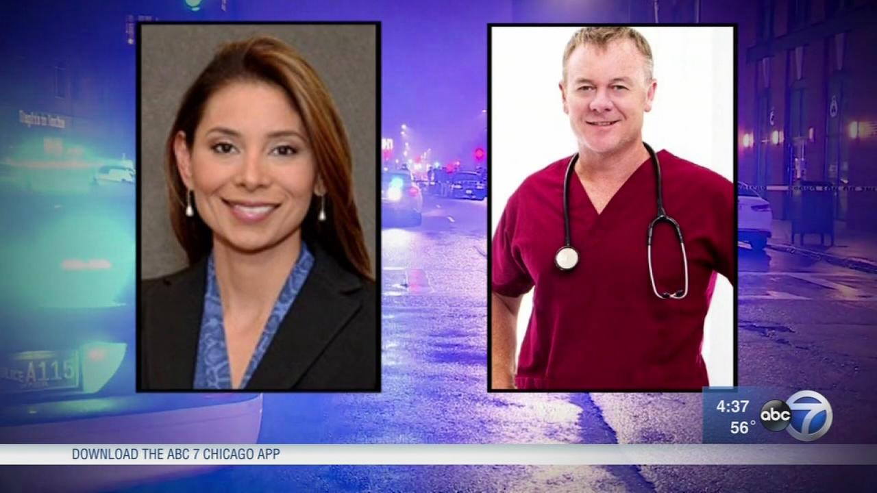 Engaged Boston doctors murdered in their luxury apartment