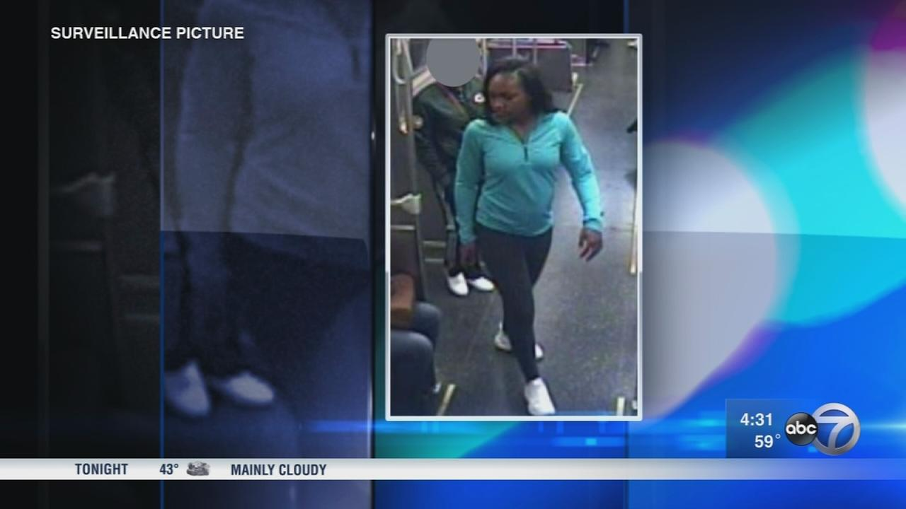 Police release images of female suspect in CTA robberies