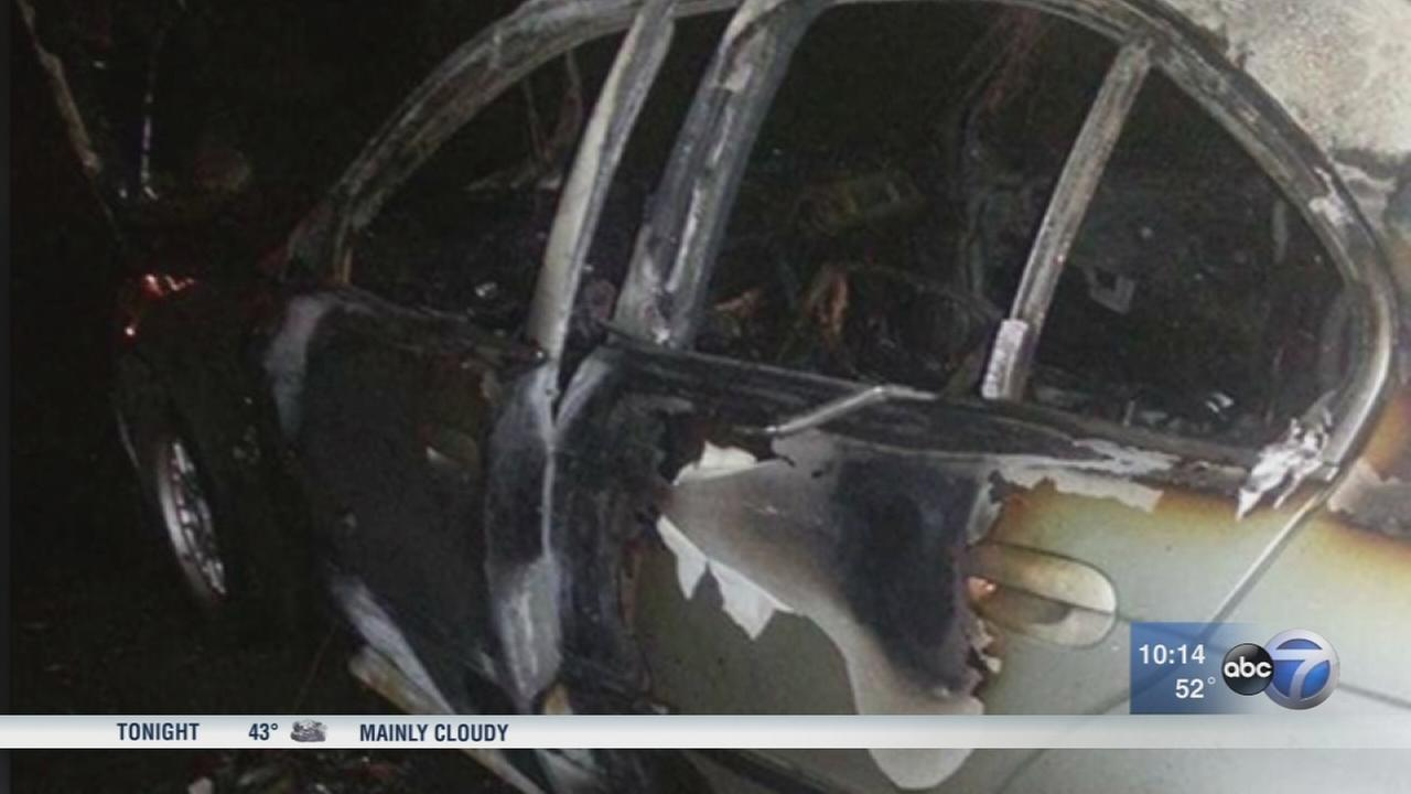 Cars erupting in flames: BMW mystery