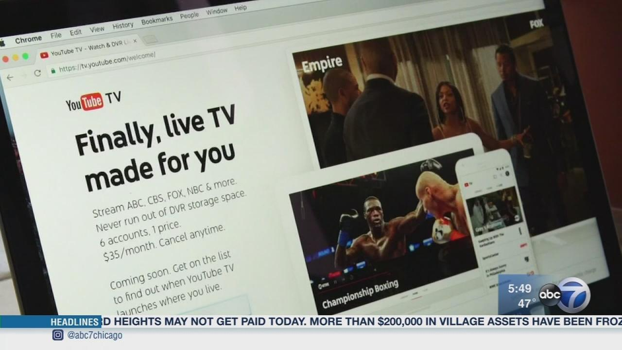 Consumer Reports: Streaming live TV